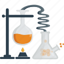 chemistry, experiment, lab, researcher, science, scientist, test tube, tubes icon