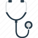 check-up, checkup, doctor, health, hospital, medical, stethoscope icon