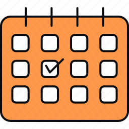 appointment, calendar, event, schedule icon