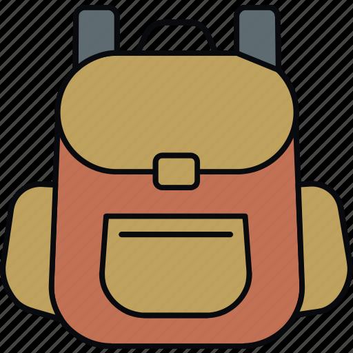 bag, gym icon