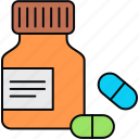 healthcare, medical, medication, medications, medicine, pharmacy, pills icon