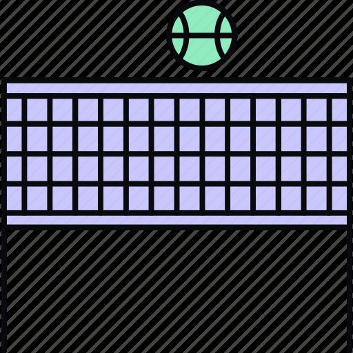 football, game, ground, net, soccer, sports, stadium icon