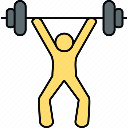bodybuilding, dumbbell, excercise, exercise, fitness, gym, weightlifting icon