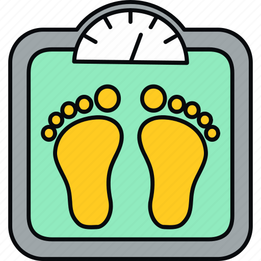calculator, machine, weight, weightmachine icon