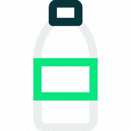 bottle, drink, fitness, water icon icon