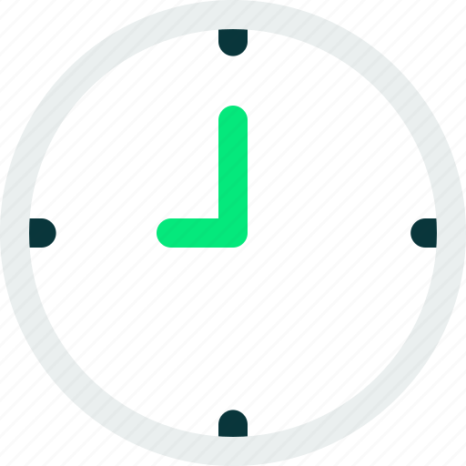 clock, date, fitness, gym, time icon icon