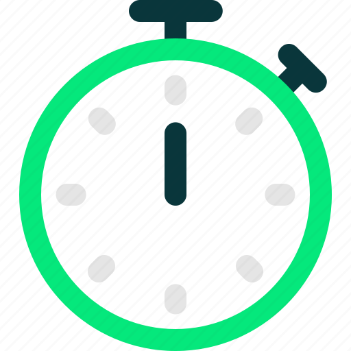 pocket watch, stop watch, timer, watch icon icon