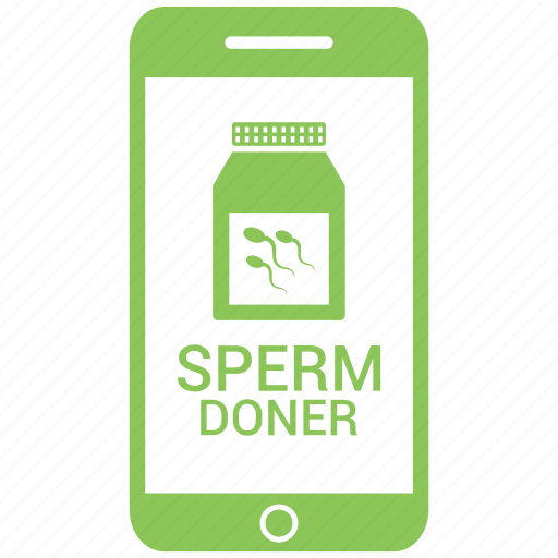 mobile, reproduction, sperm, sperms, sperms cell icon