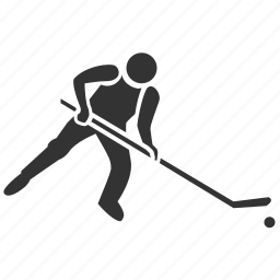 activities, health, hobby, hockey player, ice hockey, salubrious icon