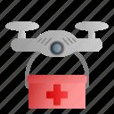 drone, healthcare, medical, medical drone, medicine