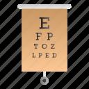 eye test, healthcare, medical, optic
