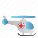 healthcare, helicopter, medical