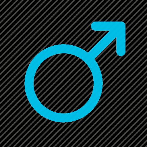 gender, male, medicine icon