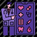 app, application, doctor, healthcare, hospital, medical, mobile