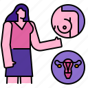 breast, diagnosis, exam, examination, female, health, pelvic