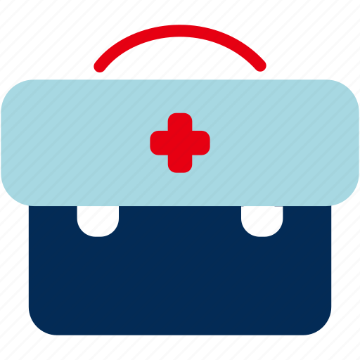 aid, box, emergency, first, injury, kit, medical icon