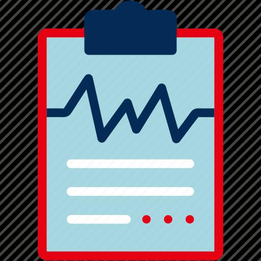 Medical, report, clipboard, diagnosis, paper, prescription icon - Download on Iconfinder