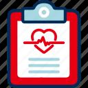 medical, report, clipboard, diagnosis, paper, prescription