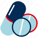 drug, medication, medicine, pharmacy, pills icon