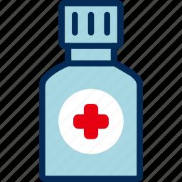 bottle, drug, medication, medicine, pharmacy, pills icon
