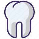 dental, dental cavity, oral cavity, oral infection, plaque, tooth, tooth infection icon