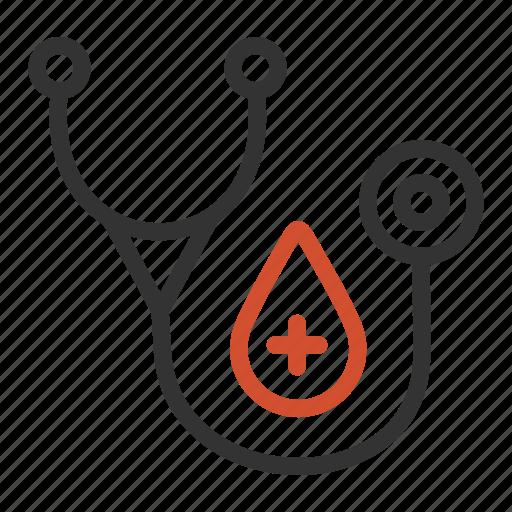 health, healthcare, medical, stetoscope icon