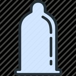 condom, healthcare icon