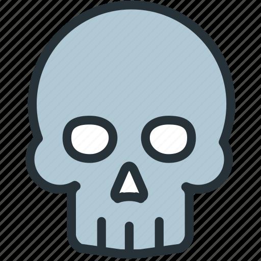 death, healthcare, skull icon