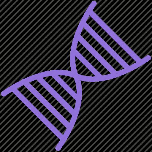 genes, healthcare, molecular icon
