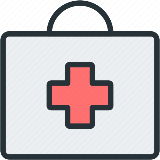healthcare, hospital icon