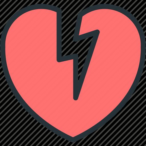 healthcare, heart icon