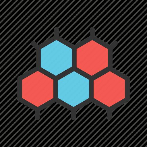 biotechnology, dna, molecular, molecule, molecules, science, structure icon