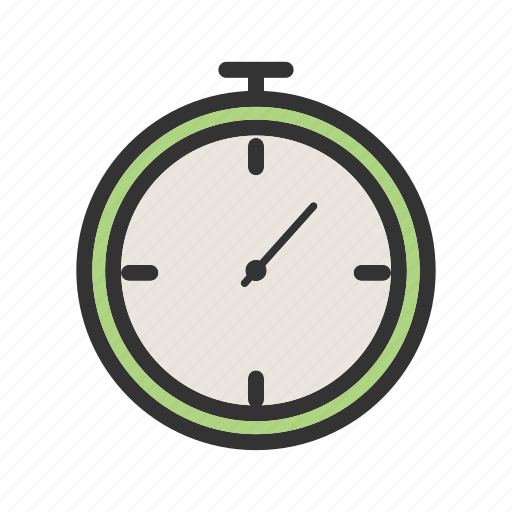 Clock, hand, speed, stop, stopwatch, timer, watch icon - Download on Iconfinder