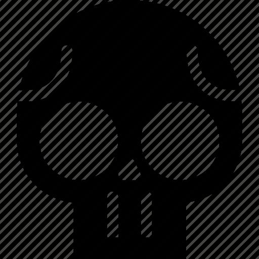 clinic, dead, drug, health, healthcare, medical, skull icon