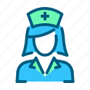 care, healthcare, hospital, medical, medicine, nurse icon