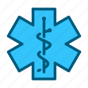 clinic, doctor, health, healthcare, hospital, medical icon