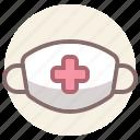 mask, medical, protection, safety
