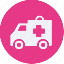 ambulance, drug, health, healthcare, hospital icon
