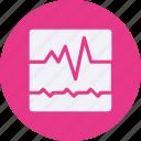 cardiogram, drug, health, healthcare, hospital, medical icon