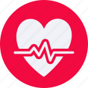 care, drug, health, healthcare, heart, hospital, medical icon
