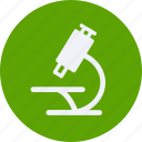 drug, health, healthcare, hospital, laboratory, medical, microscope icon