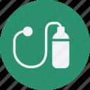 and, bottle, drug, health, healthcare, hospital, mask, medical, oxygen icon