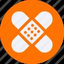 drug, health, healthcare, hospital, medical, patch icon
