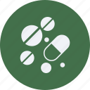 drug, health, healthcare, hospital, medical, pills icon