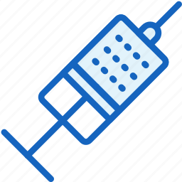 healthcare, syringe icon