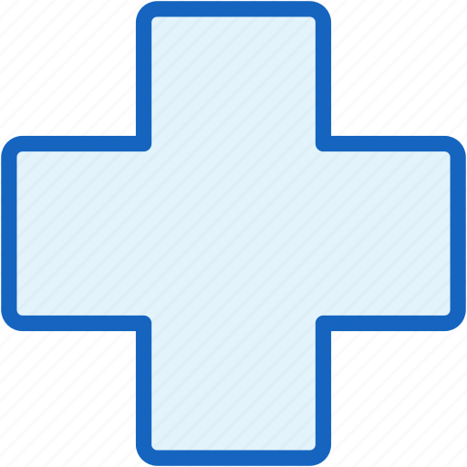 healthcare, hospital icon