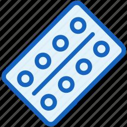 healthcare, pills icon