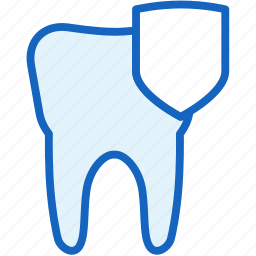 dentist, healthcare, mouth icon