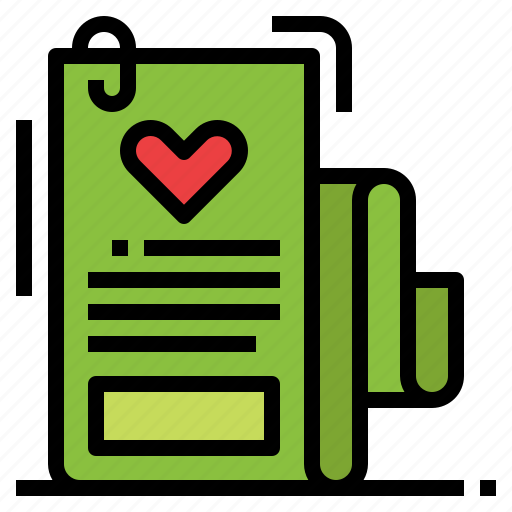 document, healthy, info, information, report icon
