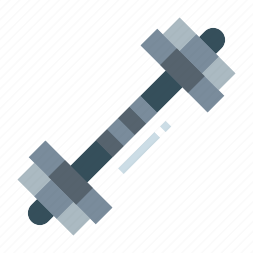 fitness, muscle, strong, training, weight icon